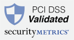 PCI DDS - Validated by Security Metrics